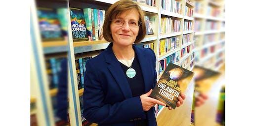 Anna Sayburn Lane @Lewisham Library