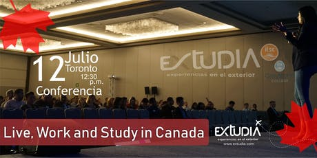 Live, Work and Study in Canada tickets