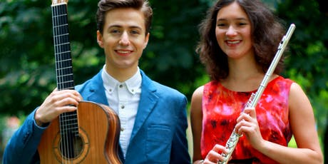 University of Liverpool Lunchtime Concert: Live Music Now with Meraki Duo tickets