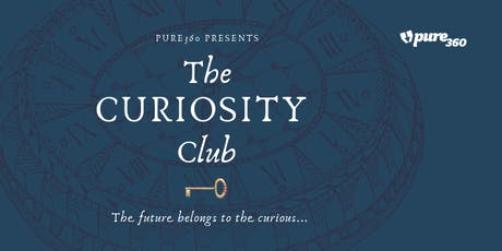 Pure360 Presents...The Curiosity Club in Brighton tickets
