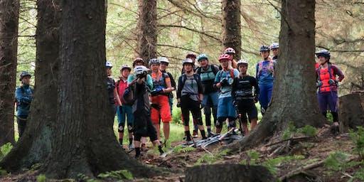 Women's Ride Out - Innerleithen