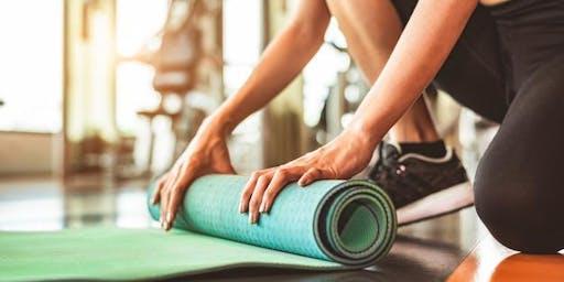 Rise & Shine Yoga