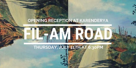 Exhibition Opening Reception: Fil-Am Road feat. Gloria & Vina Cacho Orden tickets