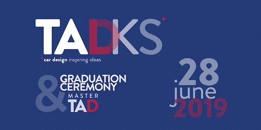 TADtalks + Graduation Ceremony