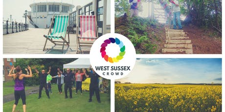 West Sussex Crowd at Horsham - an introduction for crowdfunding beginners tickets