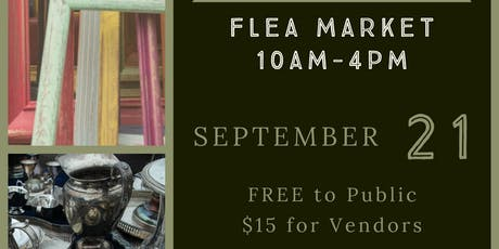 Fall Flea Market tickets