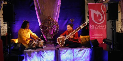 University of Liverpool Lunchtime Concert: Music for the Mind and Soul with Kousic Sen (tabla) and Jonathan Mayer (sitar)