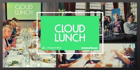 CloudLunch 2019 - Karlstad biljetter
