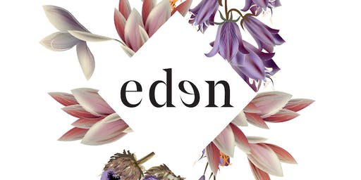 Official opening of eden!