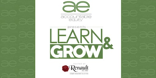 August Accountable Equity Learn & Grow