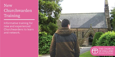 Churchwarden Training tickets