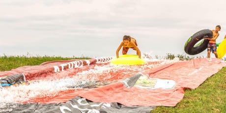 Slip n' Slide on the back forty tickets