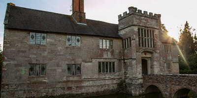 Baddesley Ghost Tour 2019