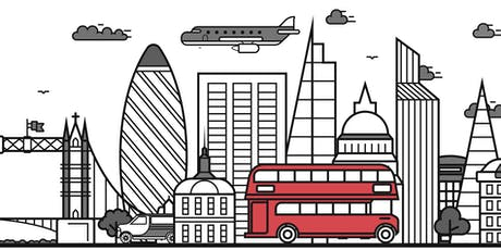 Welcome! Bus tour during AIPPI London with Kilburn & Strode tickets