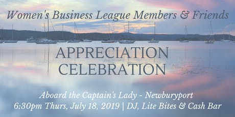 Women's Business League Celebration! tickets