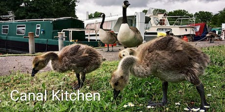 Canal Kitchen-Walk and Lunch tickets