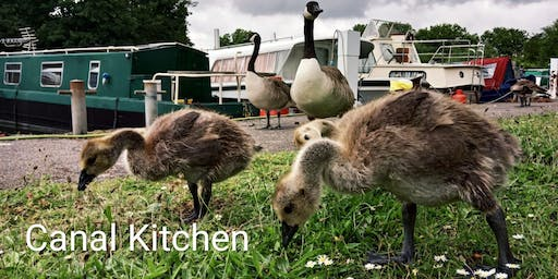 Canal Kitchen-Walk and Lunch