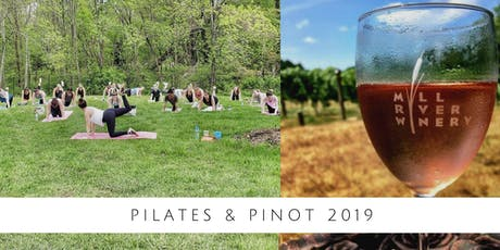 Pilates & Pinot 2019 tickets