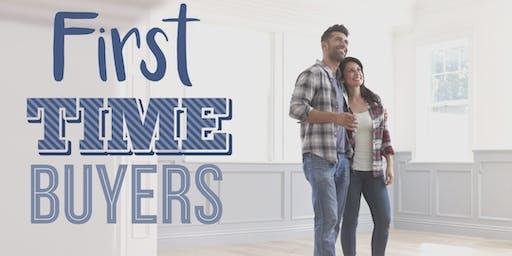 FIRST TIME HOME BUYER'S BREAKFAST MEET & GREET