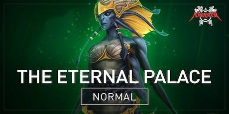 "WoW Raid ""Eternal Palace"" Normal tickets"