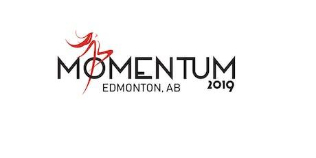 MOMENTUM Symposium - Edmonton - JULY 20 - 25 tickets