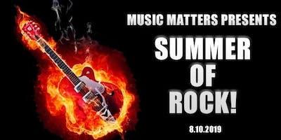Summer of Rock 2019!