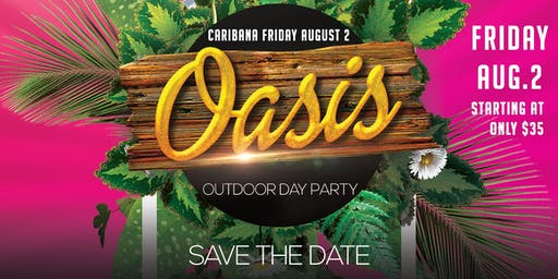 Oasis Toronto: Outdoor Daytime Experience