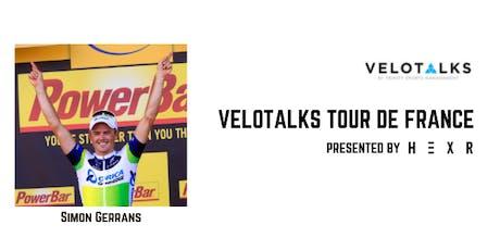 VeloTalks Tour de France presented by Hexr tickets