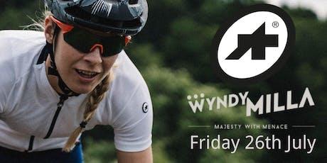 WyndyMilla x ASSOS Takeover Coffee Laps - 26th July tickets