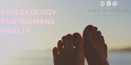 Reflexology for Womens Health