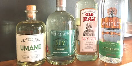 Gin Club:Gin and food Pairing tickets