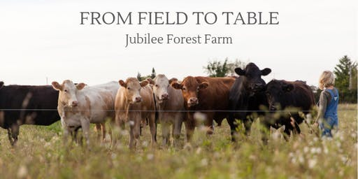 JUBILEE FOREST FARM: From Field to Table