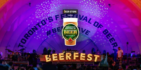 Toronto's Festival of Beer - Friday entradas