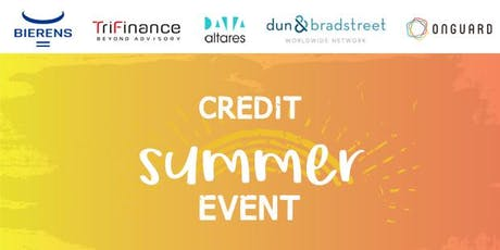Credit Summer Event 2019 - 1st Edition in Belgium - Castle Gravenhof tickets