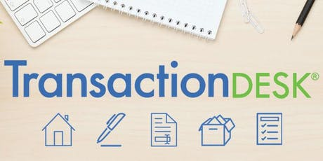 Introduction to Transaction Desk tickets