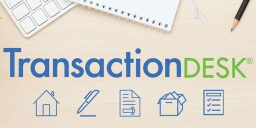 Introduction to Transaction Desk