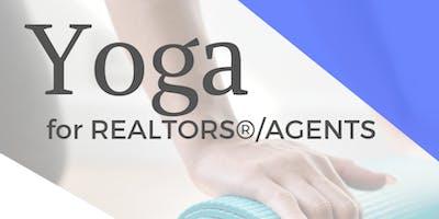 YOGA for REALTORS®/AGENTS!