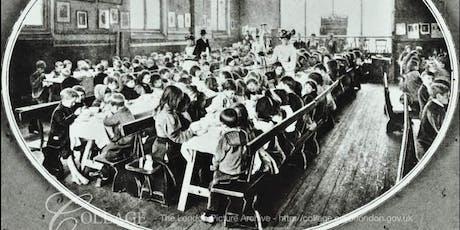 Pop Up Exhibition  Victorian London: 'Where No Man's Children Should Live'  tickets