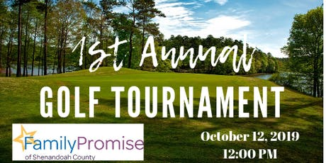 1st Annual Golf Tournament tickets