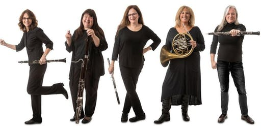 Grosse Ile Quintet Concert on the Commons