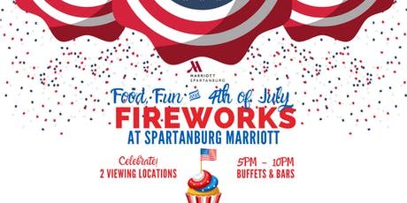 Food, Fun and Fourth of July at Spartanburg Marriott tickets
