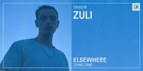 Zuli @ Elsewhere (Zone One) tickets