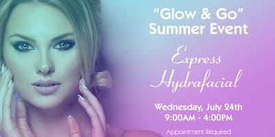 Glow & Go! Express HydraFacial Event
