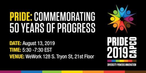 Capco celebrates Pride: Commemorating 50 Years of Progress