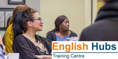 English Hubs Training Day Two - Central London