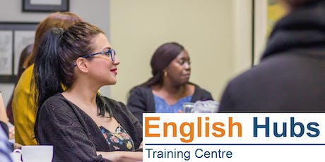 English Hubs Training Day Two - Central London tickets
