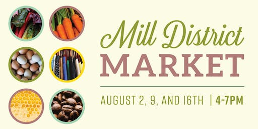 Mill District Market