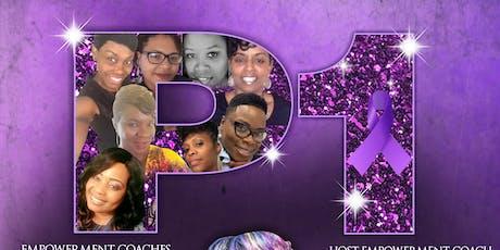 P1 Women's EMPOWERMENT (Domestic Violence Awareness) tickets
