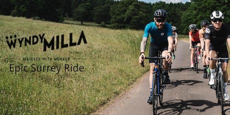 WyndyMilla x LMNH Epic Surrey Ride - Sunday 14th July tickets