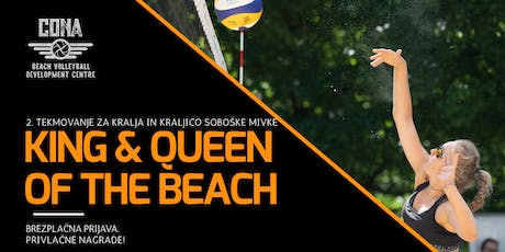 King & Queen of the Beach Tournament tickets
